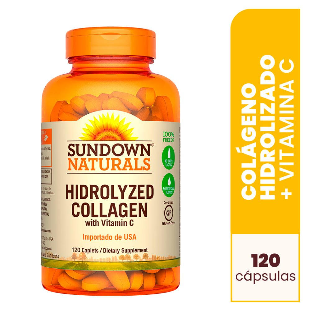 Hydrolyzed Collagen with Vitamin C